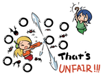 Thats UNFAIR by onlineworms