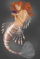 Lion Fish Mermaid by RiTTa1310