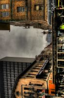 Chinatown Trolley HDR by dancressman