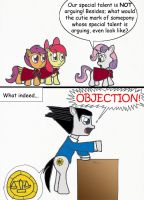 Maybe our talent is arguing... by Trurotaketwo