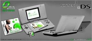 Nintendo DS O2EMG 2 by KnuXpORt