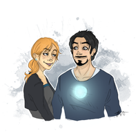 Will That be All, Mr. Stark? by Avender