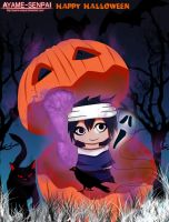 Happy Halloween 2014 by Ayame-Senpai
