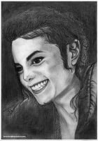 Michael Jackson's Smile II by JennieLuv