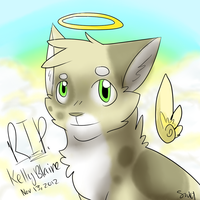 RIP Kelly Blaine by Blinded-By-Stones