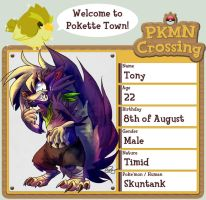 PKMC- Tony Application by Skelizard