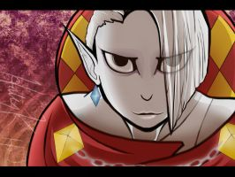 -:-Ghirahim-:- by Ebulliently-Askew