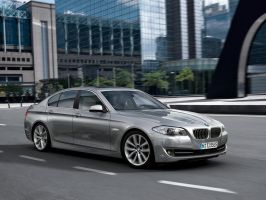 BMW 5 Series 2011 by TheCarloos