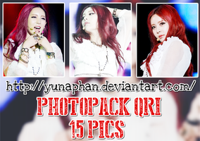 PHOTOPACK Qri (T-Ara) #140 by YunaPhan