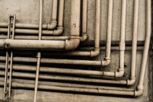 Pipes Along the Wall by sullivan1985