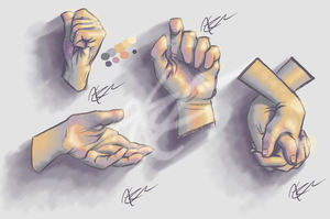 Hand practice by Reeves-comm