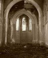 old church by Kamelot666