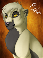 Avatar Commission - Echo by MadKakerlaken