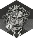 EINSTEIN | Scientist Portraits by gremz