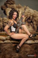 Retro PinUp by straight8photo