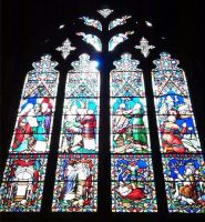 Stained glass window 1 by charlie1875