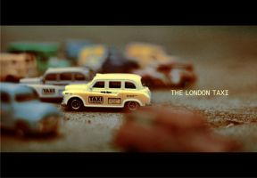 London Taxi 2 by julianpalapa