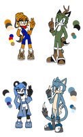 :CLOSED: Sonic Adoptables by bittybitt39