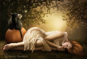 October Repose by emptyidentityentity