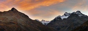 Silvretta evening panorama by acoresjo88