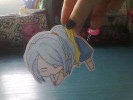 Kazemaru Paper Child by QueenOfHeartless98