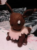 Eevee Plush by NerdLass