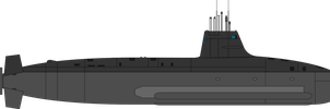 Astela-class SSP by SixthCircle