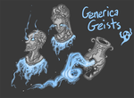 Geists by FutureDami