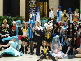 Vocaloid Group Pic by katriona-katarina