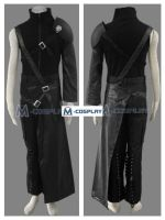 Final Fantasy VII Cloud Strife Cosplay Costume by Mcosplay