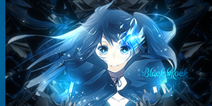 Black Rock Shooter v4 by JamesxpGFX