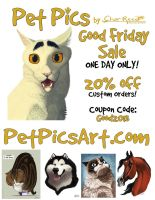 Good Friday Sale- 20% Off Custom Orders!!! by CharReed
