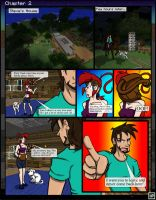 Minecraft: The Awakening Ch2. 37 by TomBoy-Comics
