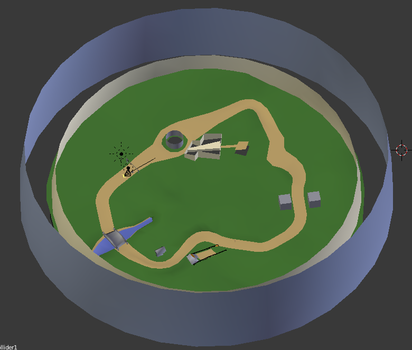 Ponyville Track for testing by ryolo132
