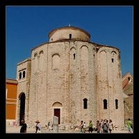 The Romanesque Treasure In Zadar - Croatia by skarzynscy