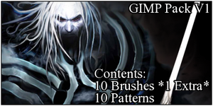 Streets GIMP pack by Streetfighters