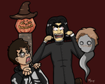 SeverusSnapeFans Halloween challenge 2015 by thalle-my-honey