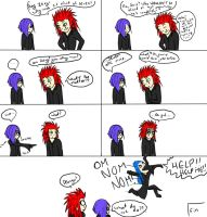 kh- why was 6 afraid of 7 by Draca-Khfan