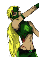 Last Leg -REVAMP- :: Young Justice by GlacialMai
