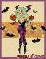Happy Halloween by TracyLeeQuinn