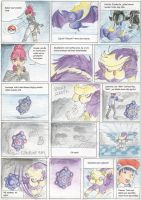 Pokemon Platinum Nuzlocke 52 by CandySkitty