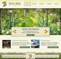 TerraBella - Website Layout by diegoliv