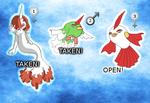 PKMNation - A fishy clutch - OPEN! by Crazy-Leen