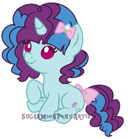 Request shipping foal for DessiPone by SugarMoonPonyArtist
