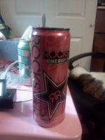 Drinkin My RockStar by ZukoSixx