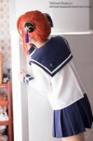 Attack the fridge by Hitomi-Cosplay