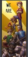 We Are Newgrounds by LordJay