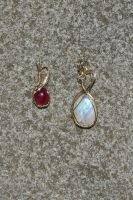 Birthstone wraps by magpie-poet