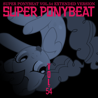 Super Ponybeat Vol. 054 Mock Cover by TheAuthorGl1m0