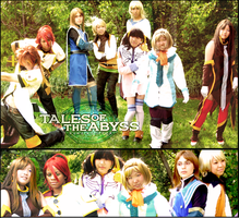 Cosplay: Tales Group by sumeragistar